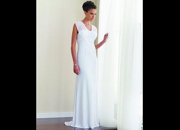 Unique Wedding Gown Ketlin Simple Wedding Dress Bride: Unique And Simple Wedding Gowns For Brides-to-be
