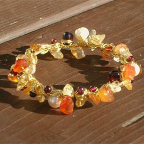 Fall Bracelet