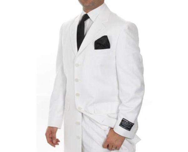 Ferrecci White Zoot Suit