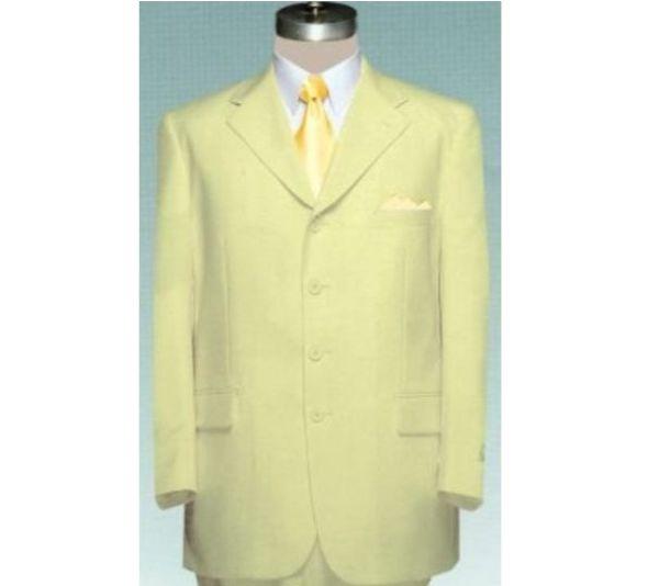 SKU#MUTC74 in Light Pale Yellow
