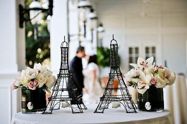 french wedding theme