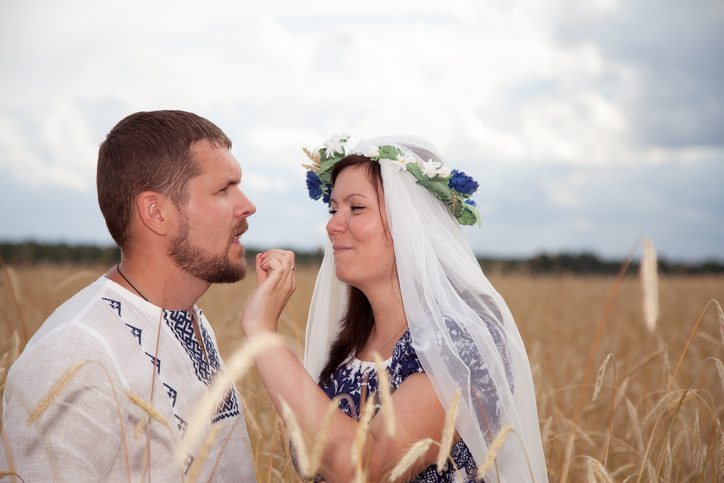 Russian Wedding Culture