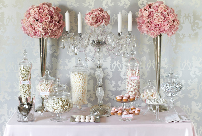 wedding candy bar how to