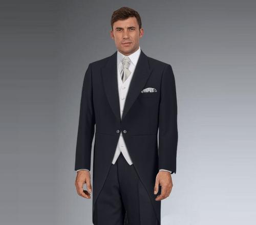 cameron ross navy tailcoat