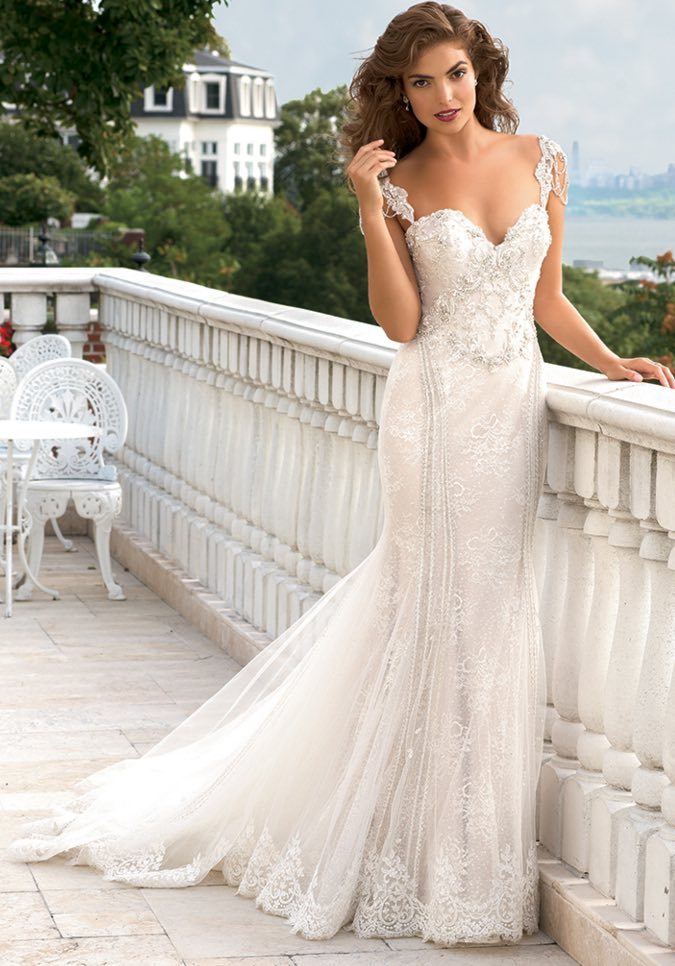 High End Eve Of Milady Wedding Dresses Plus Size Wedding