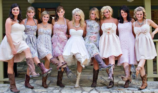 Cowboy Ideas For Your Western Wedding Theme