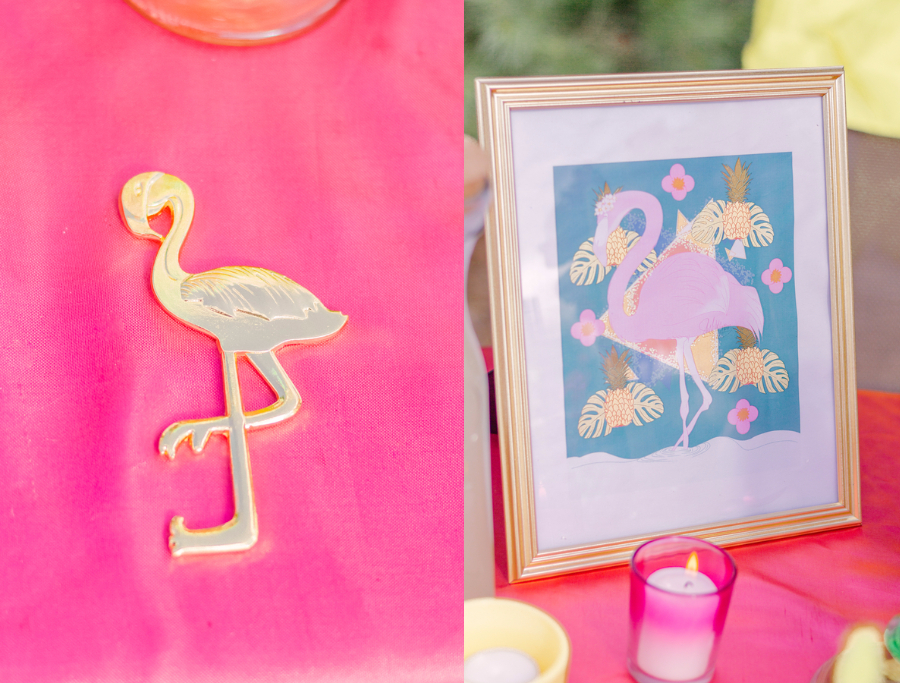 Lilly Pulitzer Inspired Engagement Brunch