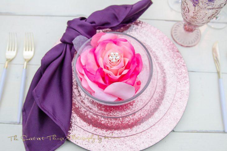 Color Palette: Magenta + Pink + Purple