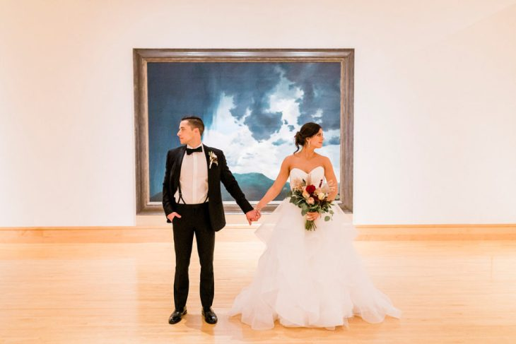 This Couple Had The Biggest Bridal Party Weve Seen!