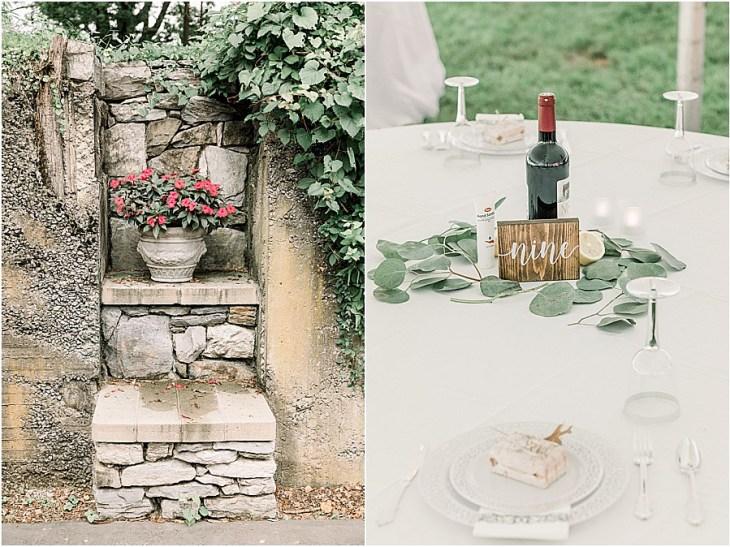 1920s Themed Vineyard Wedding