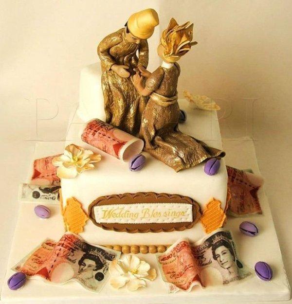 Traditional Wedding Cakes Nigeria Feferity 018