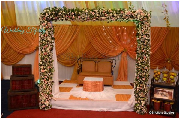 Nigerian Wedding Decorations Pictures On With Decoration