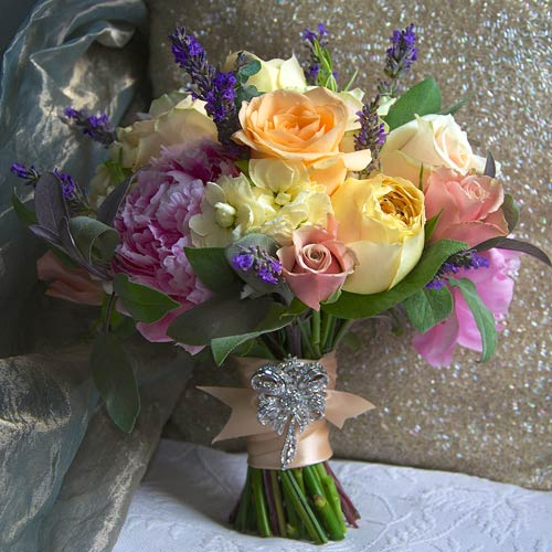 Vintage Wedding Flowers From Rose And Grace