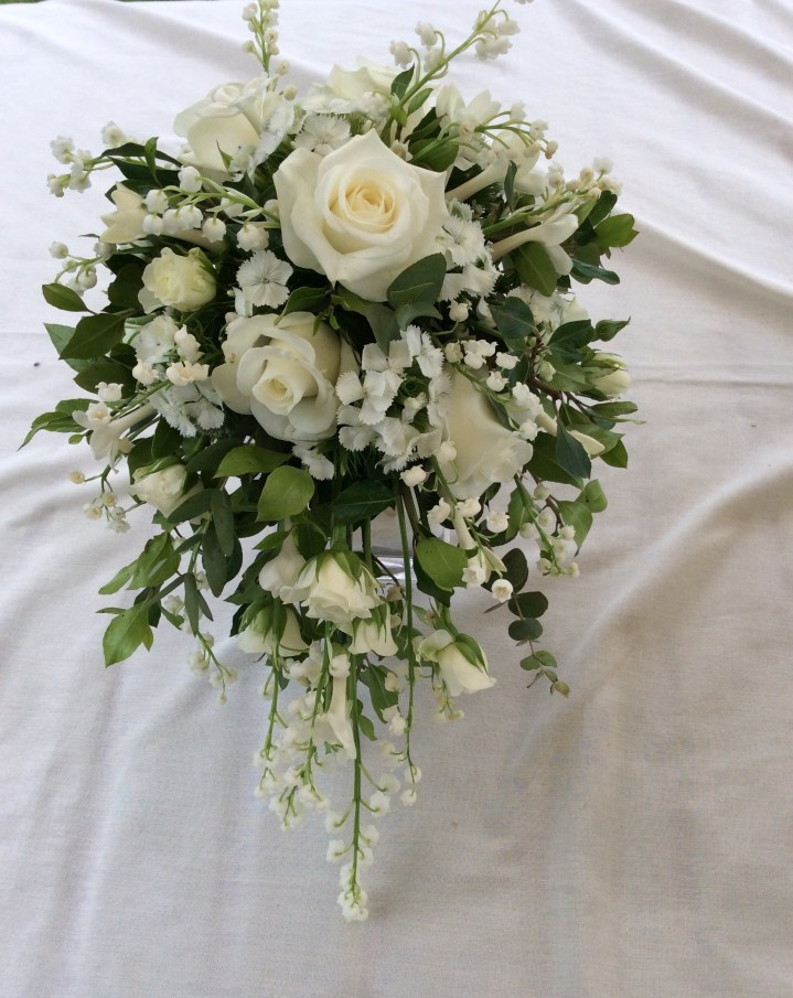 A replica of Catherines Bouquet