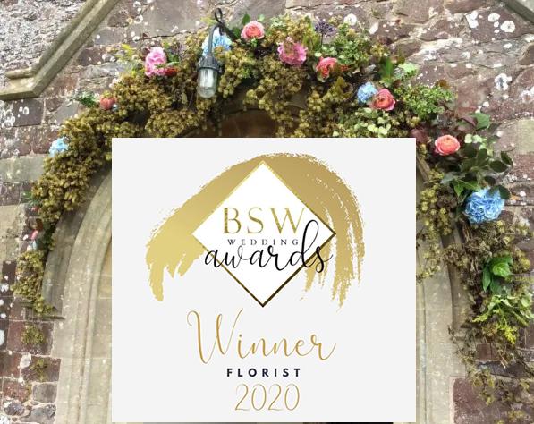 Winner florist 2020