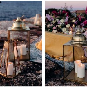 Lanterns and Candleholders
