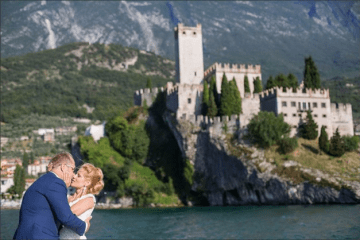 Affordable Italian Destination Wedding