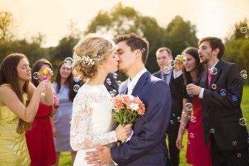 wedding send-off weddingfor1000.com