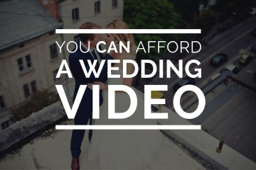 You CAN afford a wedding video with WeddingMix! Enter your email for a 10% off code! - weddingfor1000.com