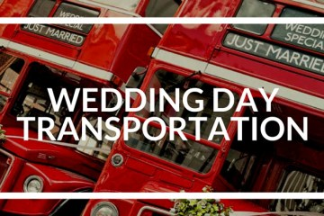 Affordable Wedding Transportation Ideas - weddingfor1000.com
