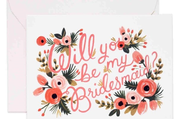 Wedding for $1000 - How To: Ask Your Bridesmaids