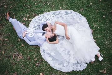 Wedding for $1000 - How To: Find a High-Quality, Affordable Wedding Dress Online - Part Two - Photo by Jeremy Wong on Unsplash