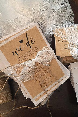 Diy Wedding Invitations You Can Create At Home Forward