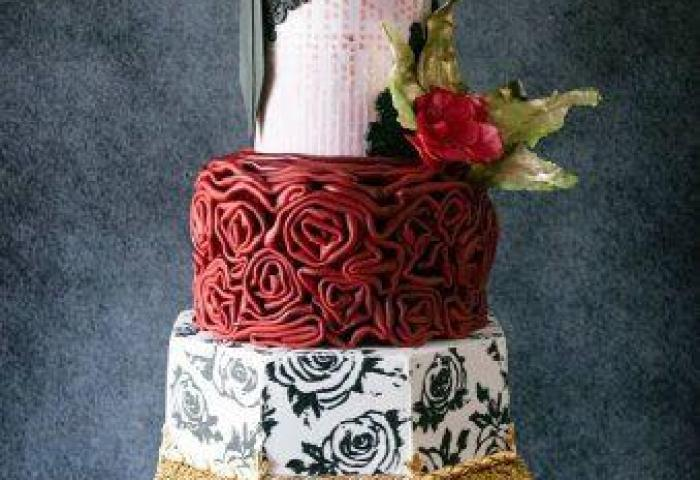 45 Simple Elegant Chic Wedding Cakes Page 7 Of 7 Wedding Forward