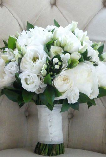 elegant wedding bouquets green white bouquet avant garden weddings