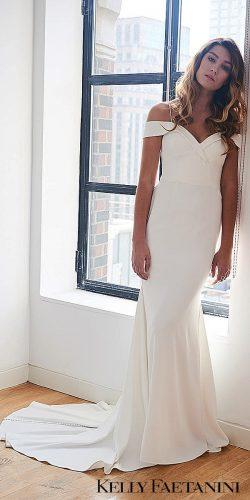 DESIGNER HIGHLIGHT: KELLY FAETANINI WEDDING DRESSES
