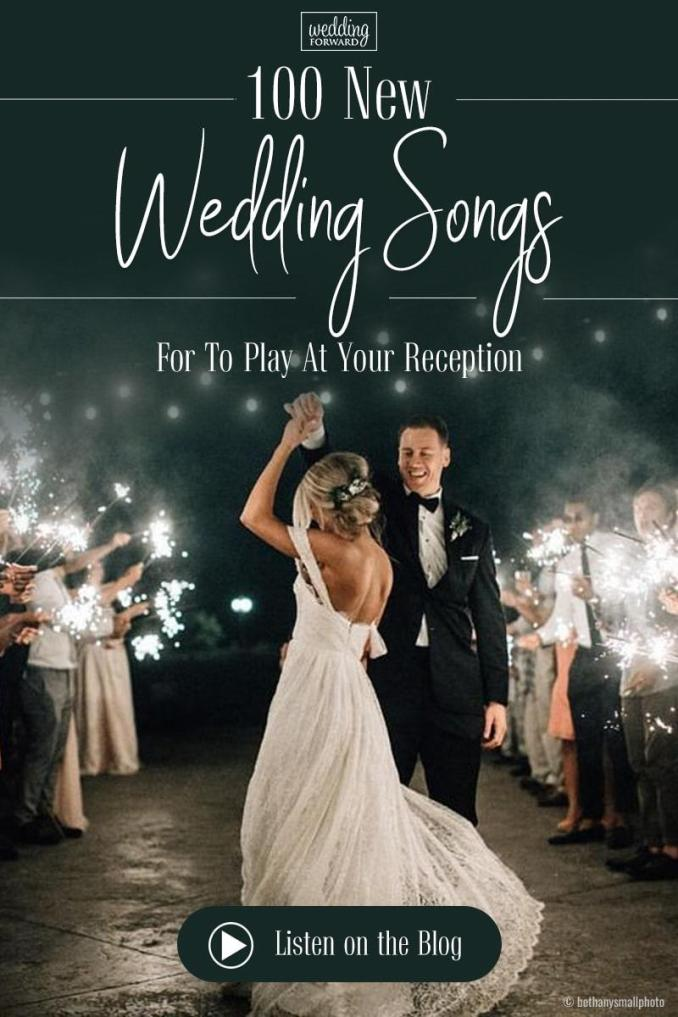wedding songs 2019: 100 of the best to play at reception and