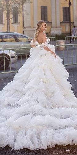 váy cưới wona váy dạ hội đơn giản lệch vai váy evelyn Ảnh váy cưới lấp lánh