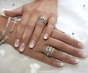 wedding nails wedding hair and makeup plymouth by adele hack