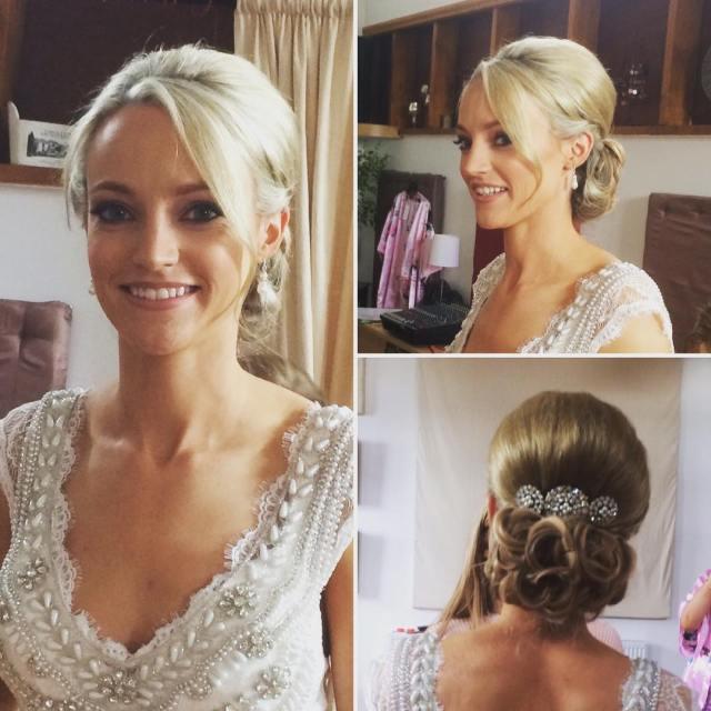 bridal hair dublin