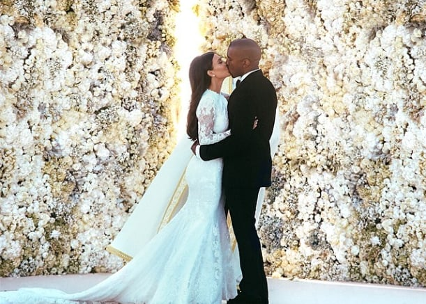 Kim-Kardashian-celebrity-wedding-dress