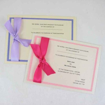 How to make your own wedding invitations in 10 easy steps how to make your own wedding invitations in