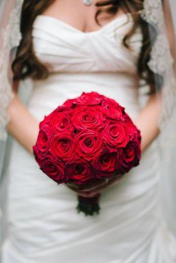 50 dos melhores buquês de casamento para noivas e empregadas domésticas © MarriageIsTheBomb.com