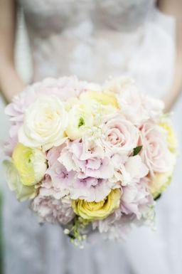 50 dos melhores buquês de casamento para noivas e empregadas domésticas © eleanorjaneweddings.co.uk