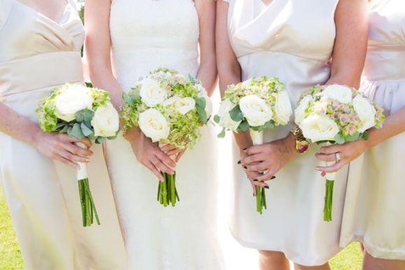 50 dos melhores buquês de casamento para noivas e empregadas domésticas © katherineashdown.co.uk