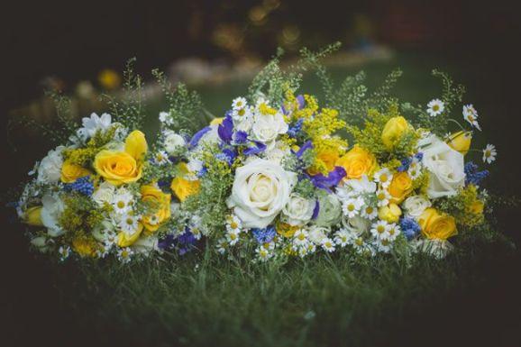50 dos melhores buquês de casamento para noivas e empregadas domésticas © lucygphotography.co.uk