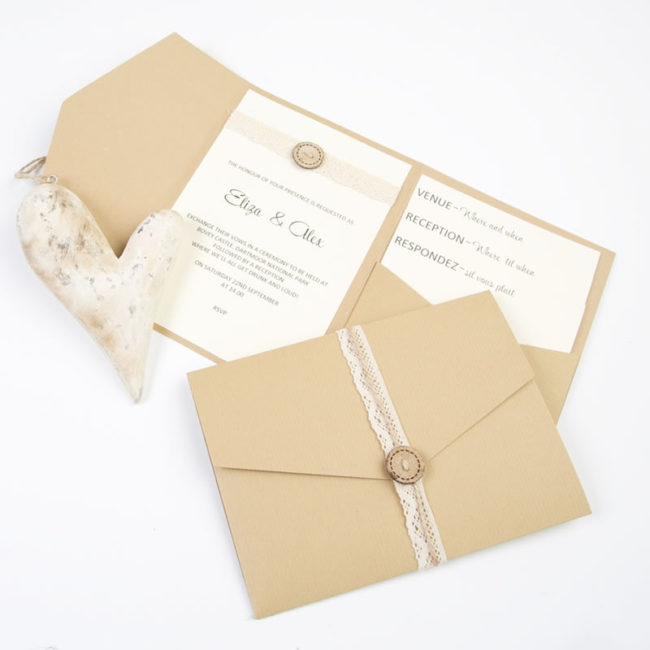 Own Wedding Invitations