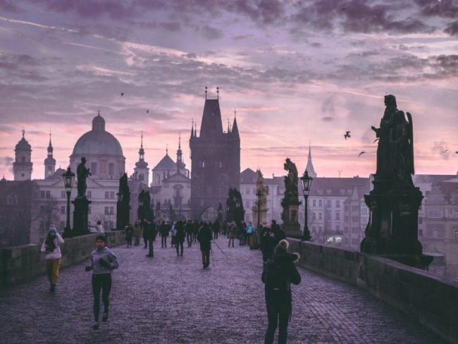Last Minute Most Desirable Destinations for Valentine's Day! Prague