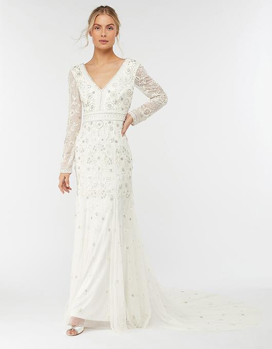 "Monsoon-wedding-dress-black-friday-sale ""width ="" 530 ""peak ="" 679 ""srcset ="" https://www.weddingideasmag.com/wp-content/uploads/2018/11/Monsoon-wedding-dress -black-friday-sale.jpg 530w, https://www.weddingideasmag.com/wp-content/uploads/2018/11/Monsoon-wedding-dress-black-friday-sale-234x300.jpg 234w ""sizes ="" (max-width: 530px) 100vw, 530px ""/></p data-recalc-dims="