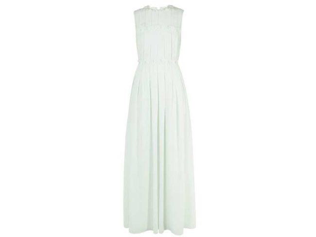 pale green bridesmaid dresses from ted baker best bridesmaid dresses