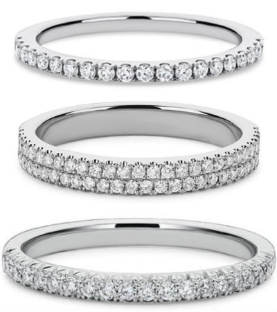 engagement-ring-trends-stackable-rings