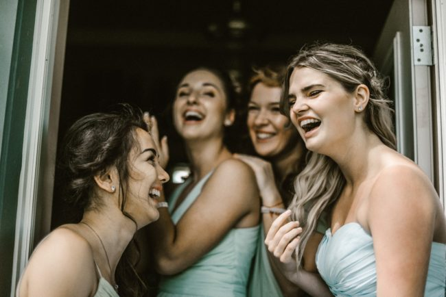 Bridal shower ideas close friends
