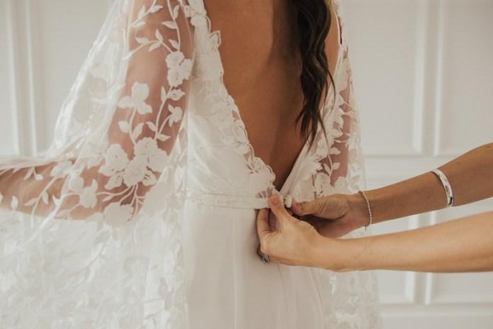 Emmy Mae Bridal wedding dress