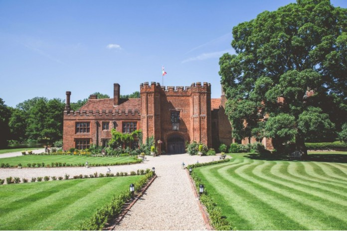 Leez Priory virtual wedding venues