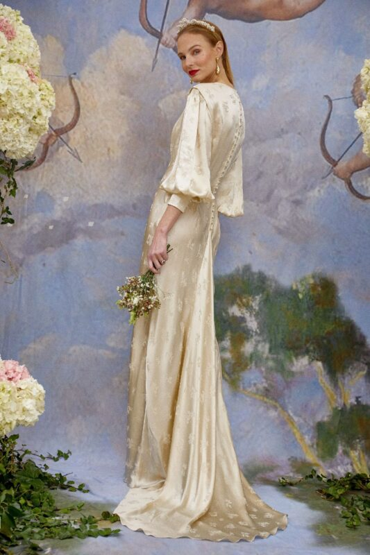Clementine dress rixo bridal