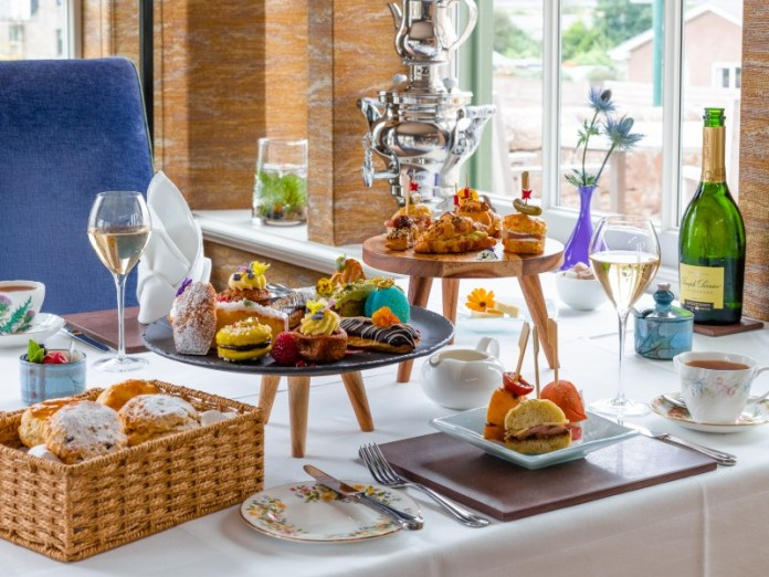 Mara - Afternoon Tea-links-house-uk-hen-party-destination